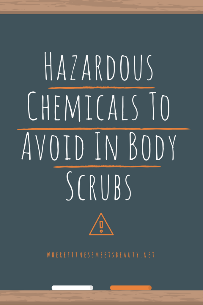 chemicals to avoid